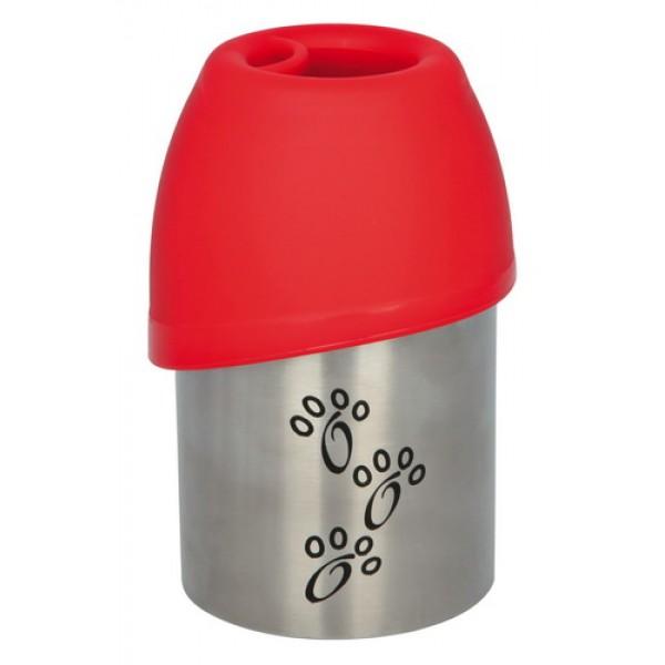 Flacon Cu Castron, Din Otel Inoxidabil/ Plastic 300ml 24605