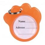 Adresier Phosphor 3.5cm Orange 2277