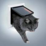Usa Batanta XXL Trixie pentru Pisici 4Way Alb 24x24cm 3867