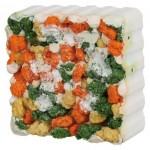 Bloc Calciu, Alge, Crochete Pentru Rozatoare +Suport, 80g 6016