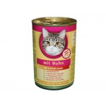 Conserva Pentru Pisici AUSTRIA Cu Pui 415g