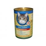 Conserva Pentru Pisici AUSTRIA Cu Ficat 415g
